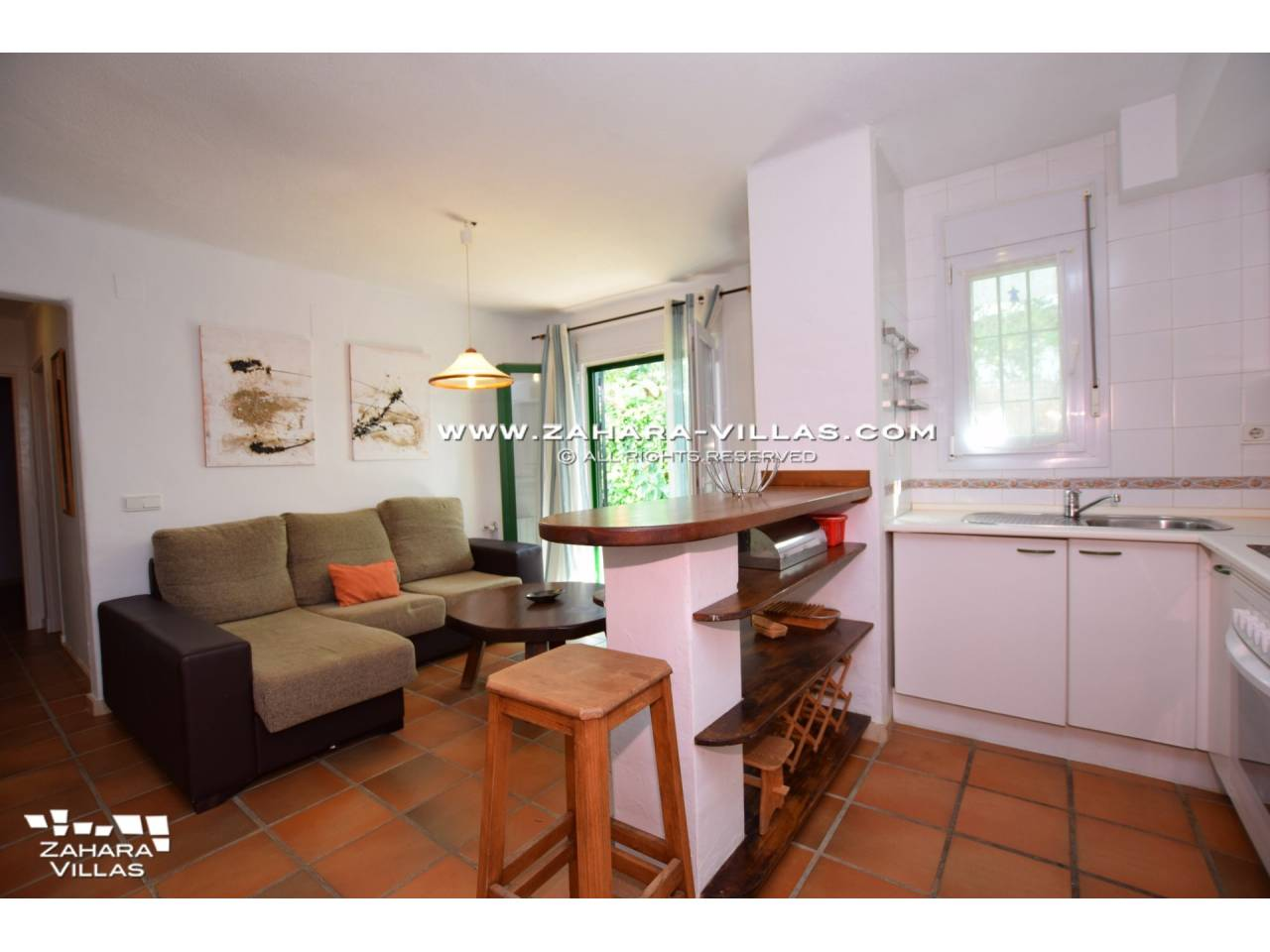 "Imagen 6 de Apartment with private garden for sale in ""Urb. Bahia de la Plata"""