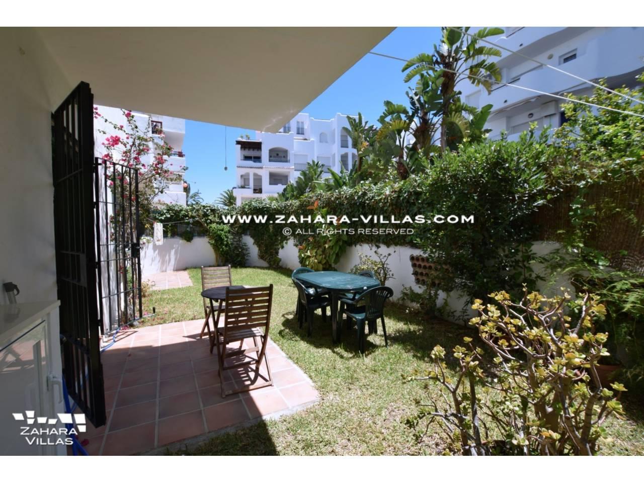 Imagen 16 de Apartamento con Jardín privado en venta  en Urb. Bahia de la Plata