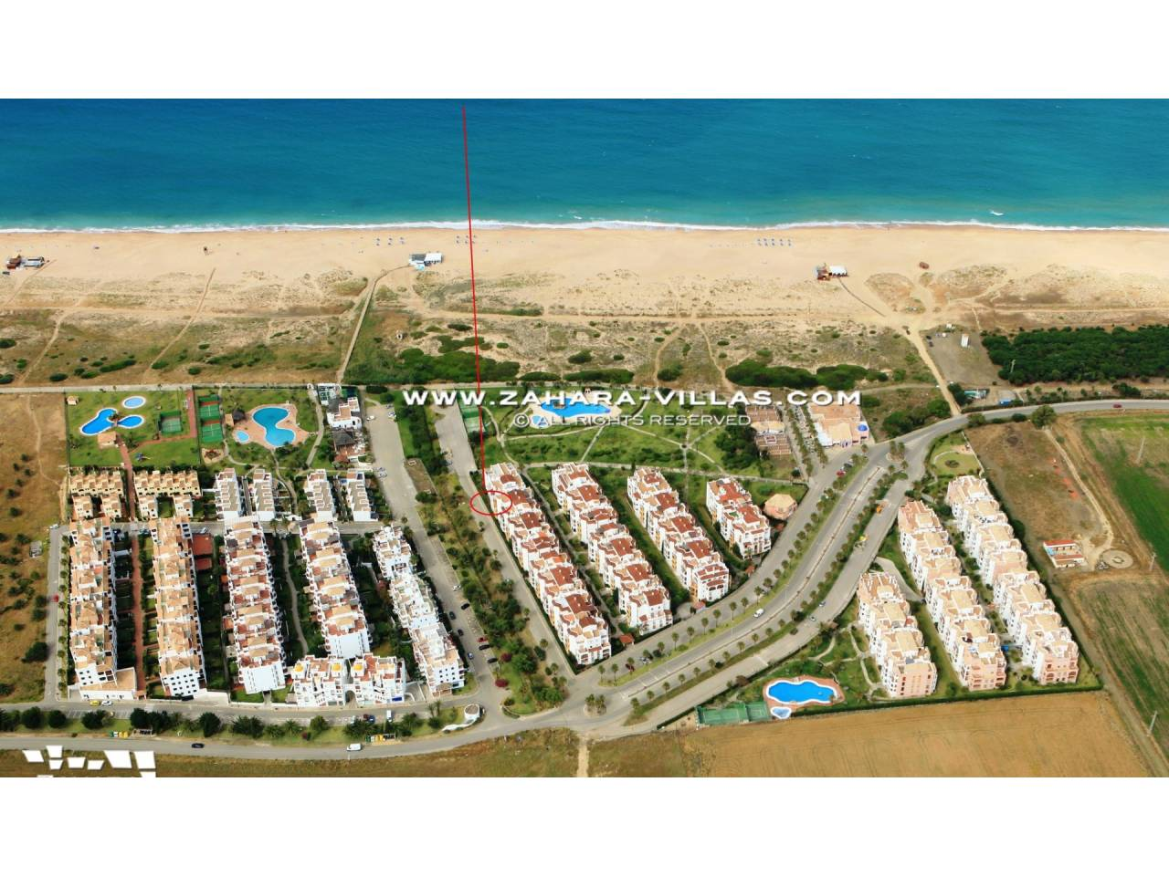 Imagen 2 de Apartment for sale in Zahara de los Atunes