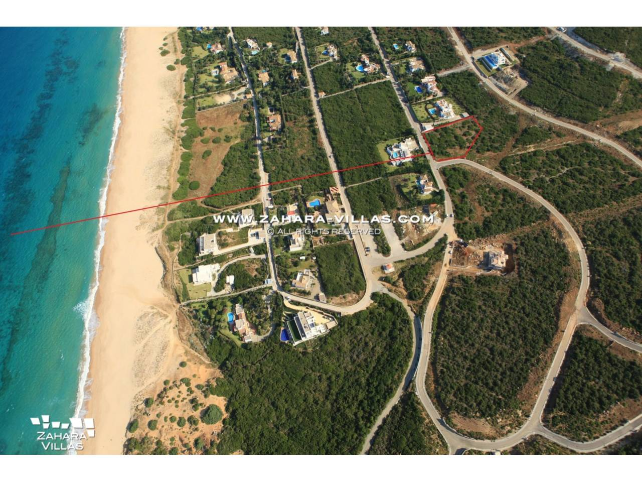 Imagen 2 de Plot New Construction For Sale  Costa de la Luz