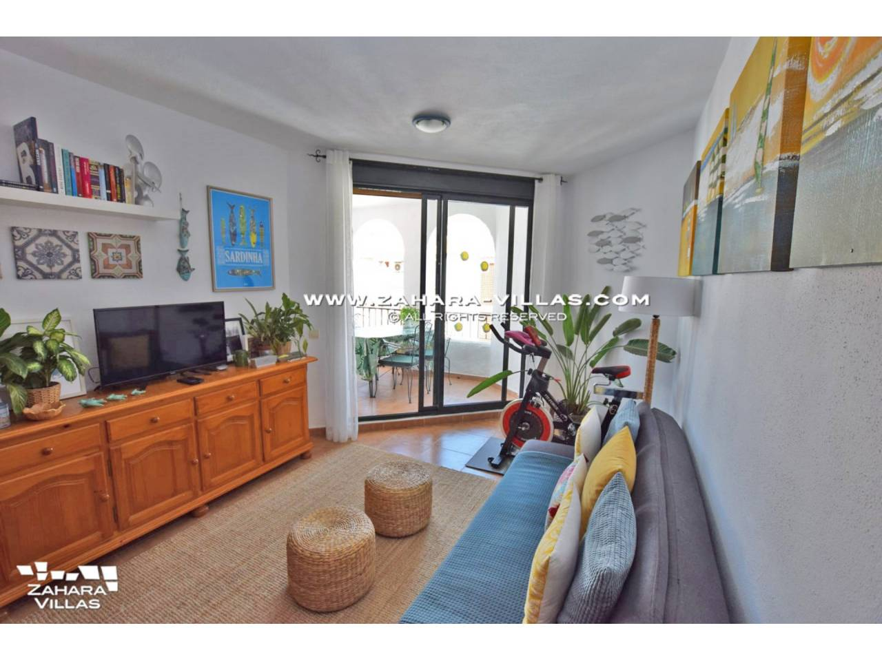 Imagen 16 de Duplex Penthouse in Urb. Atlanterra Sol