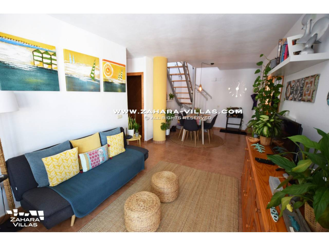 Imagen 4 de Duplex Penthouse in Urb. Atlanterra Sol
