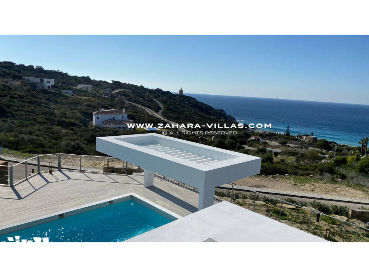 Imagen 4 de New Construction of  the 1º PASSIVHAUS Villa  for sale in Atlanterra
