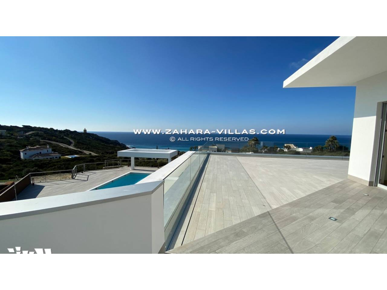 Imagen 29 de New Construction of  the 1º PASSIVHAUS Villa  for sale in Atlanterra