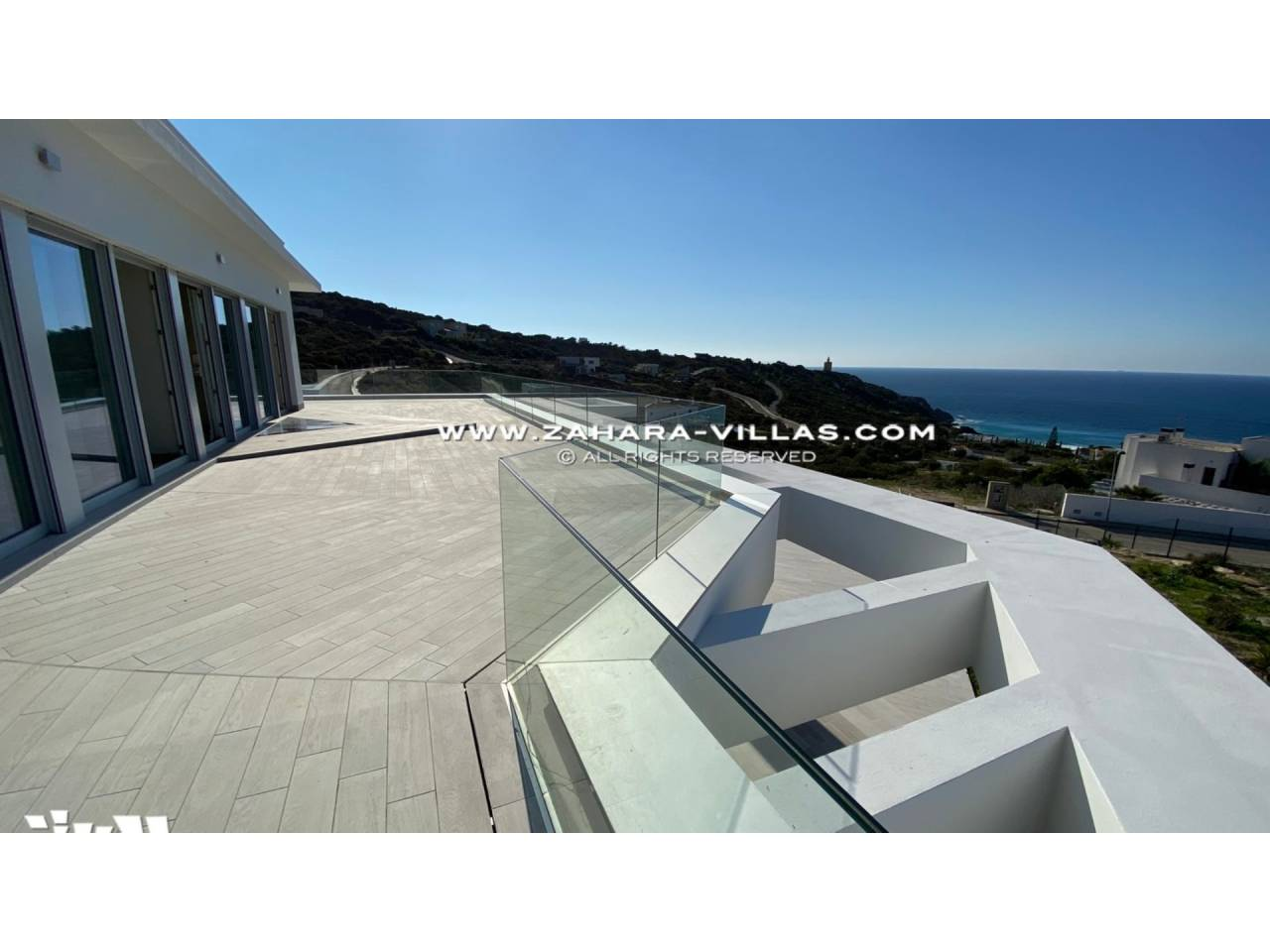 Imagen 30 de New Construction of  the 1º PASSIVHAUS Villa  for sale in Atlanterra