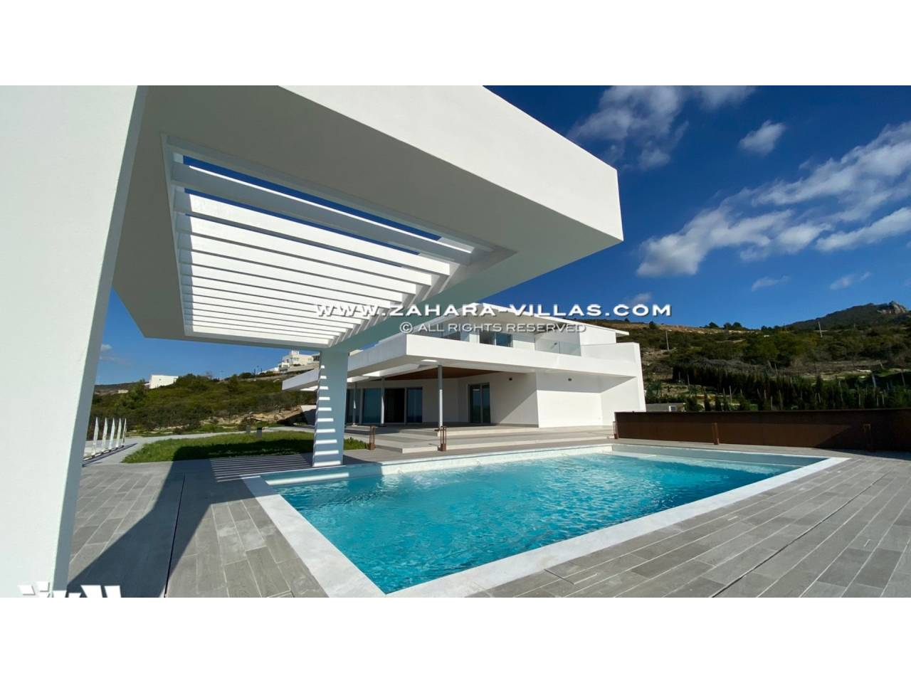 Imagen 1 de New Construction of  the 1º PASSIVHAUS Villa  for sale in Atlanterra