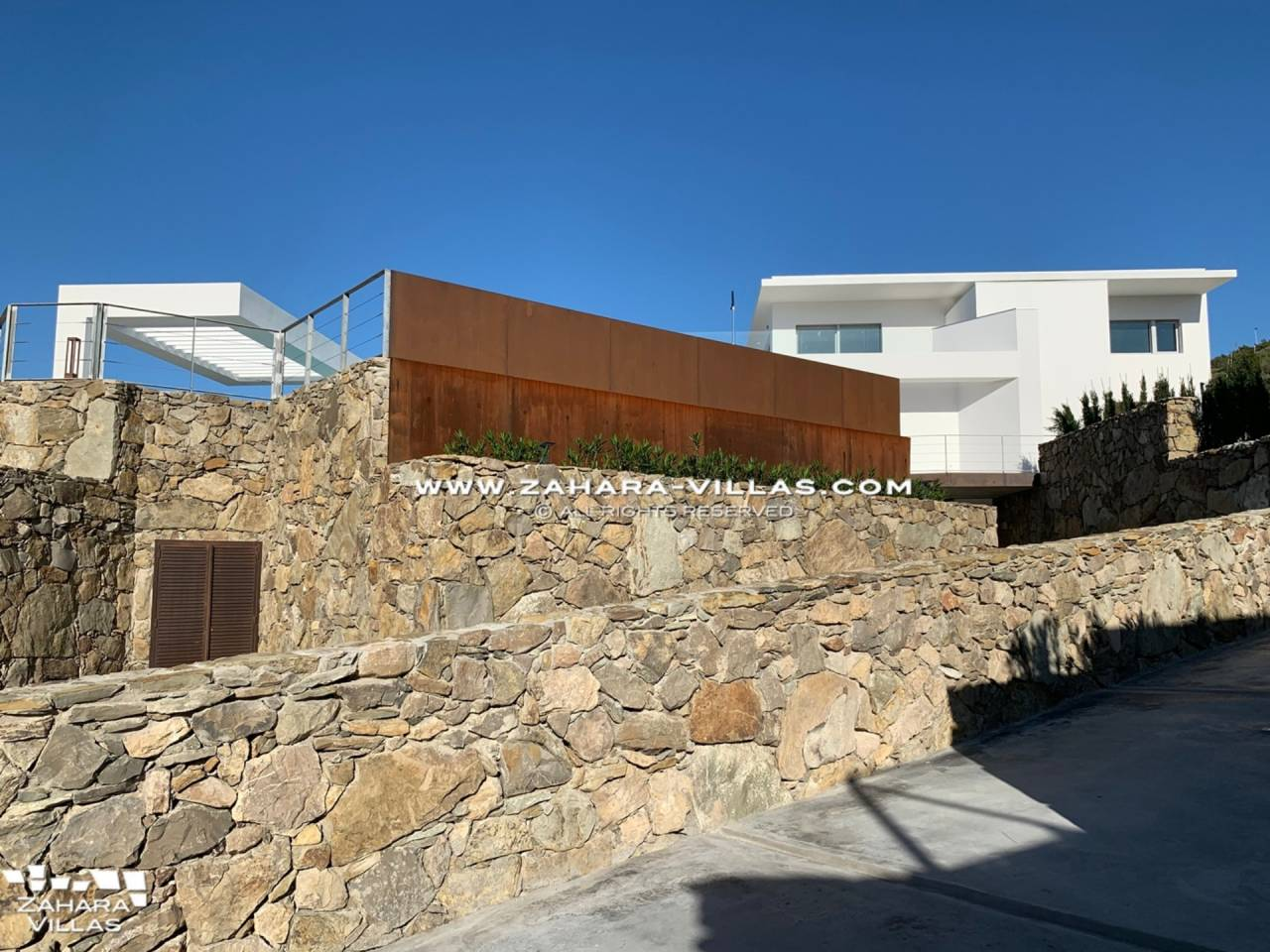 Imagen 9 de New Construction of  the 1º PASSIVHAUS Villa  for sale in Atlanterra