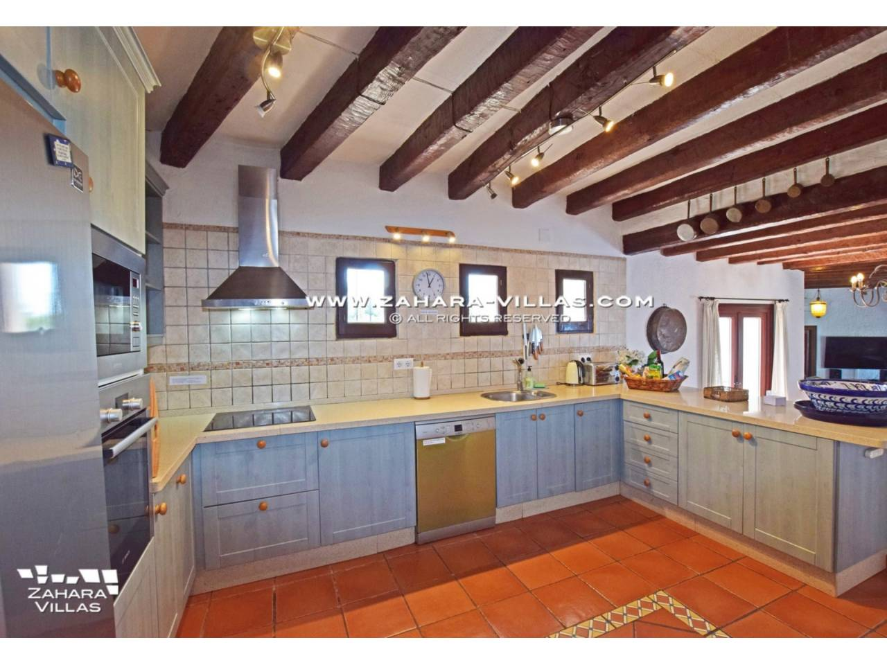Imagen 25 de Wonderful Villa for sale in Atlanterra-Zahara de los Atunes