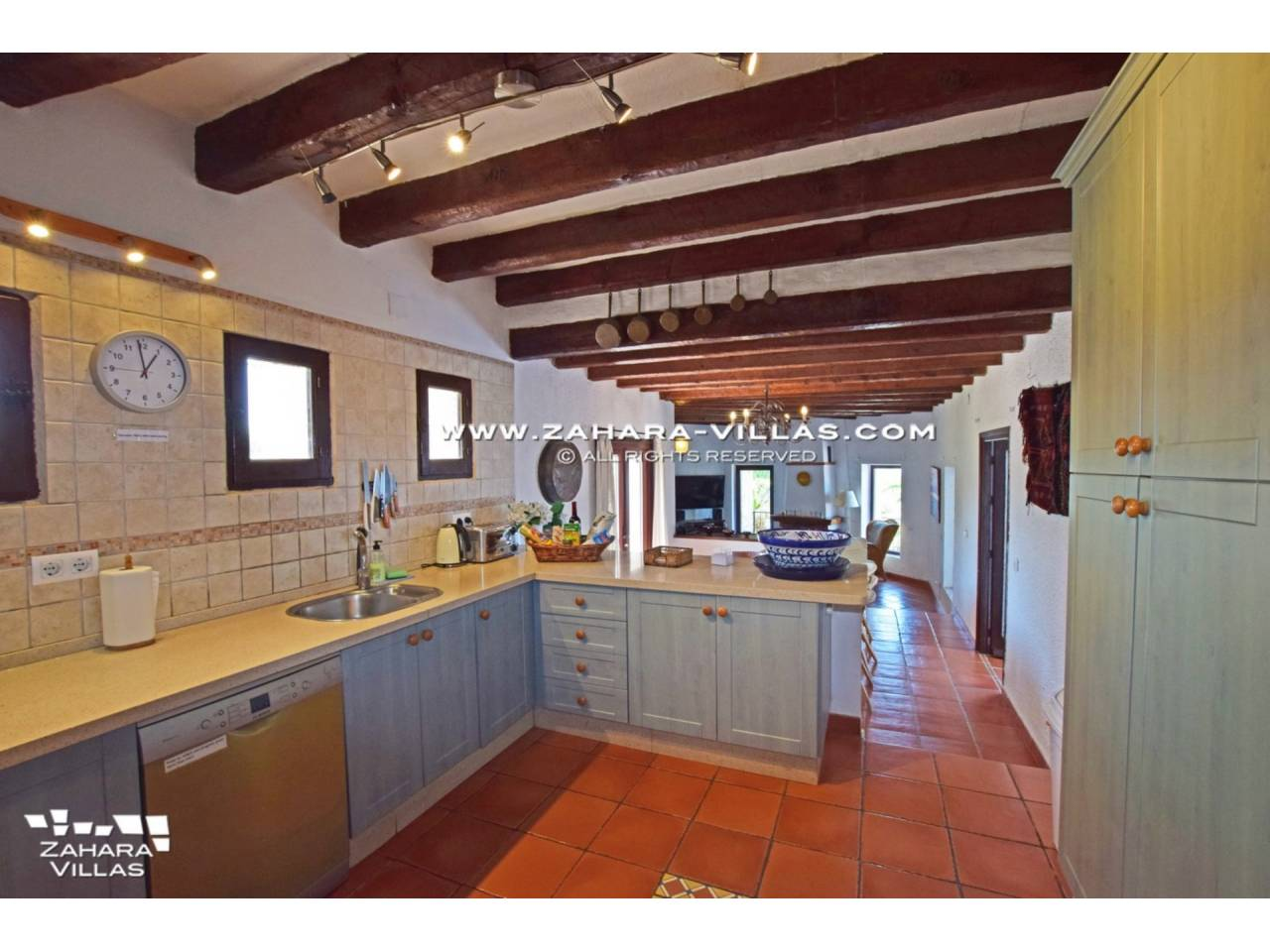 Imagen 26 de Wonderful Villa for sale in Atlanterra-Zahara de los Atunes