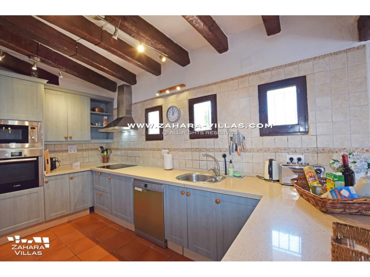 Imagen 28 de Wonderful Villa for sale in Atlanterra-Zahara de los Atunes