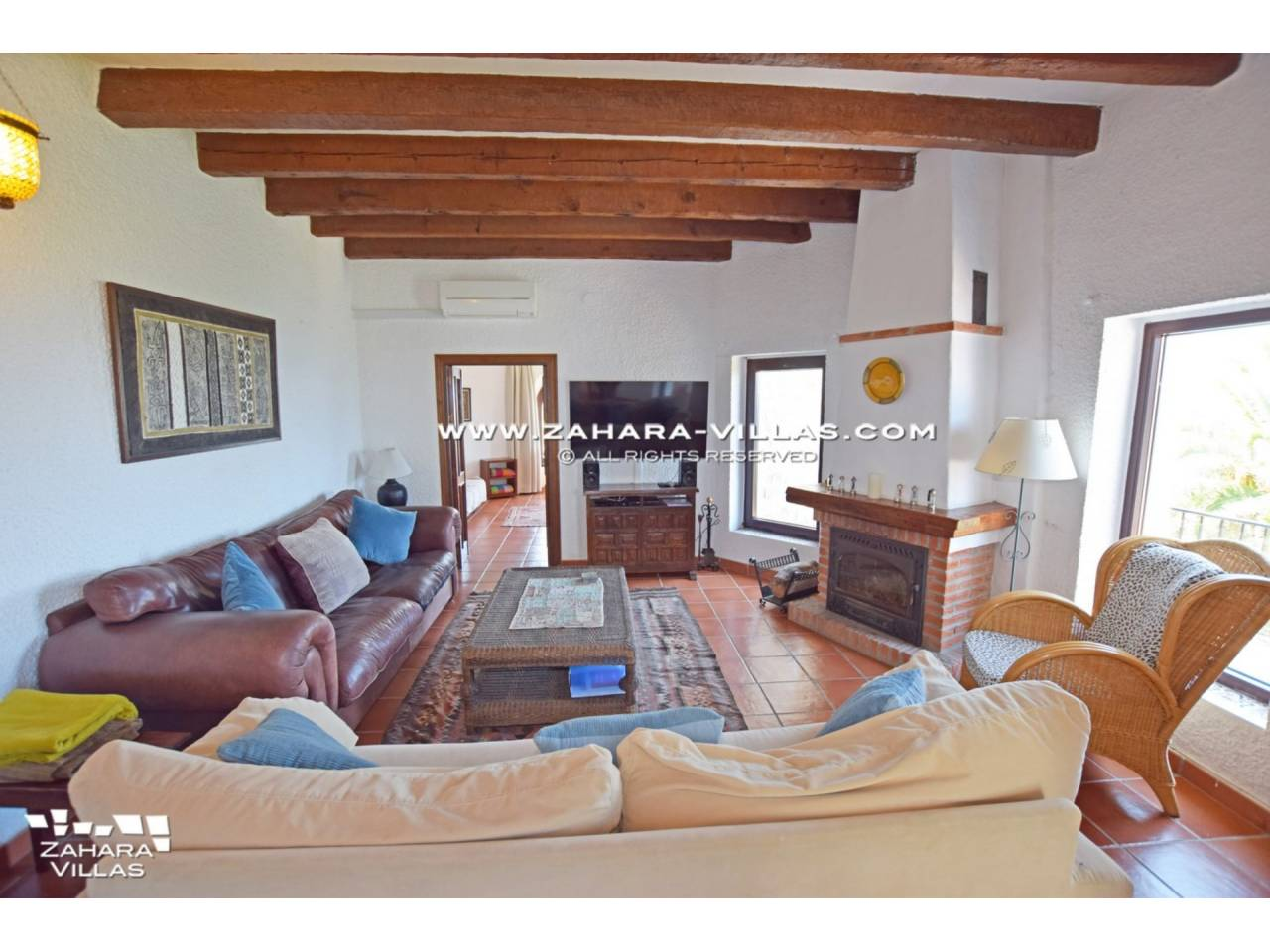 Imagen 30 de Wonderful Villa for sale in Atlanterra-Zahara de los Atunes