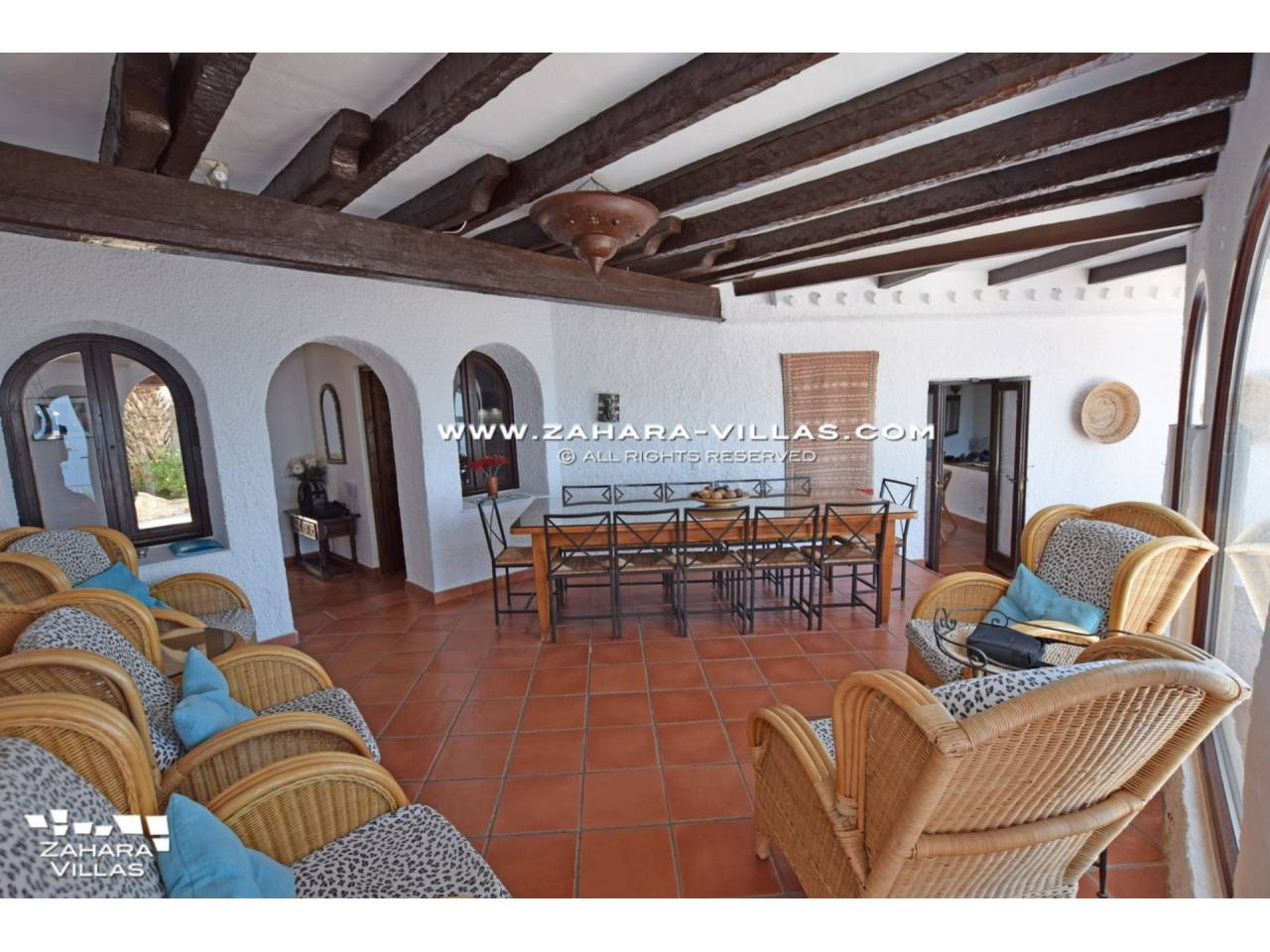 Imagen 34 de Wonderful Villa for sale in Atlanterra-Zahara de los Atunes