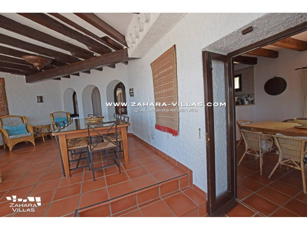 Imagen 35 de Wonderful Villa for sale in Atlanterra-Zahara de los Atunes
