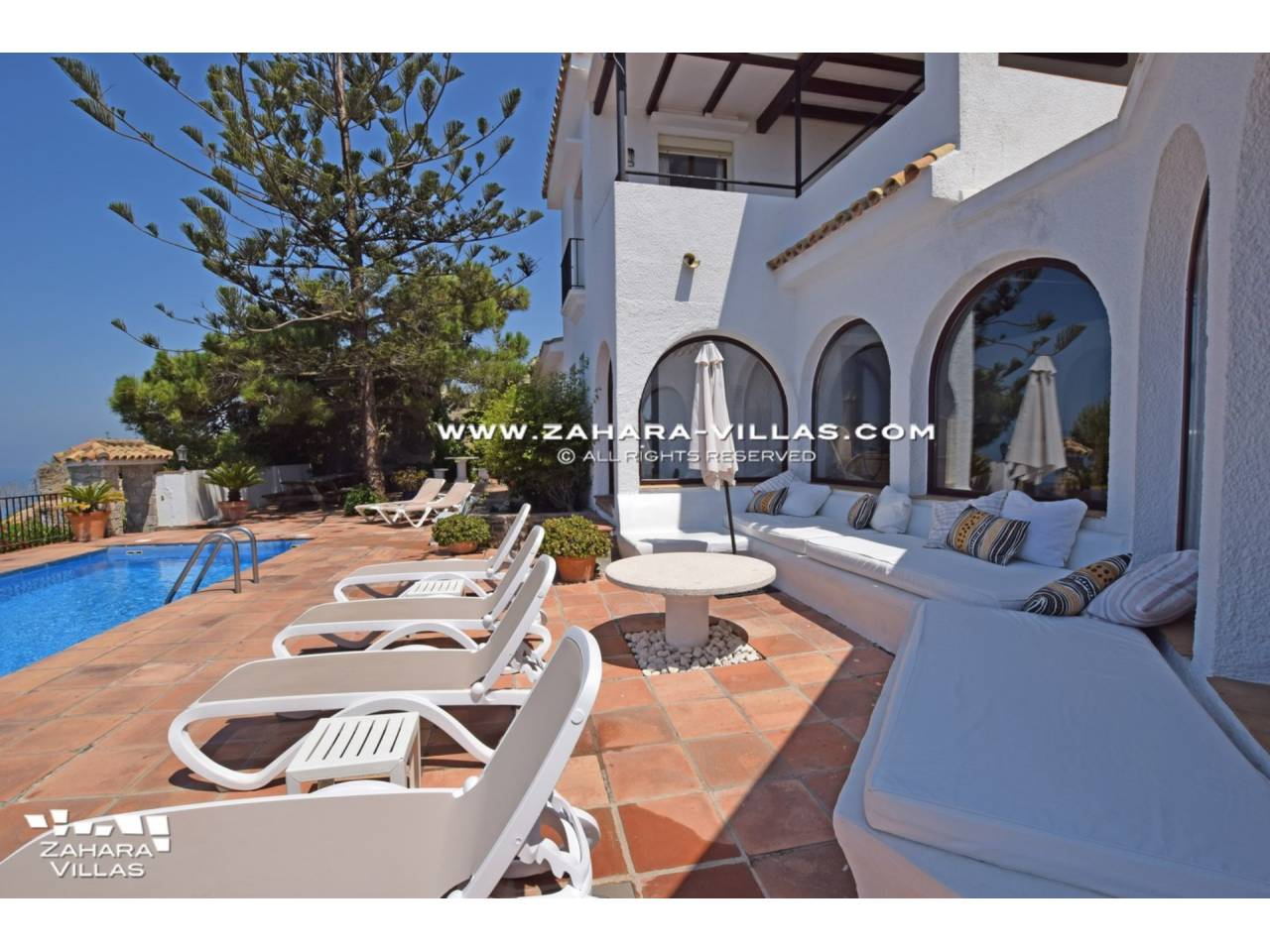 Imagen 3 de Wonderful Villa for sale in Atlanterra-Zahara de los Atunes