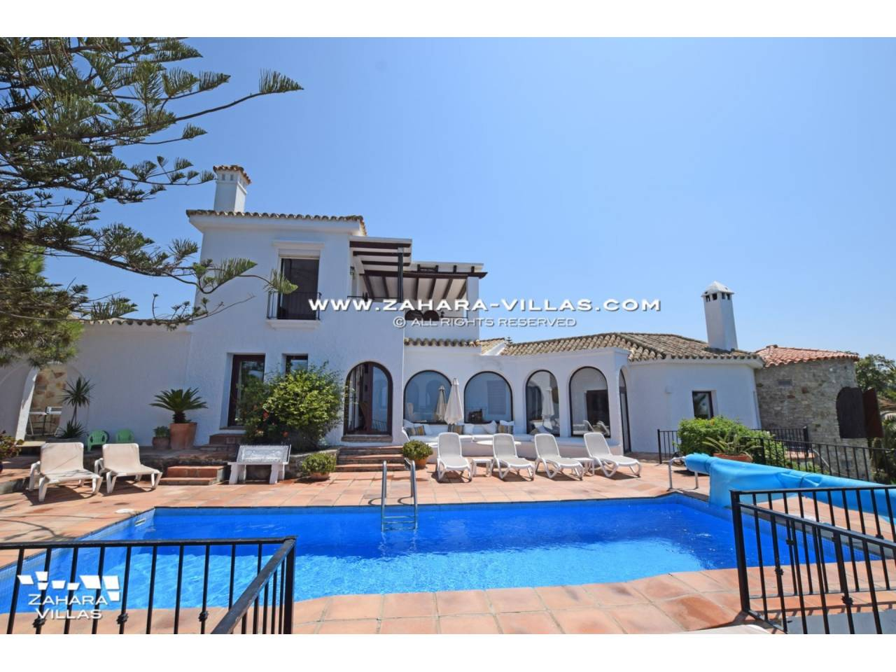 Imagen 1 de Wonderful Villa for sale in Atlanterra-Zahara de los Atunes