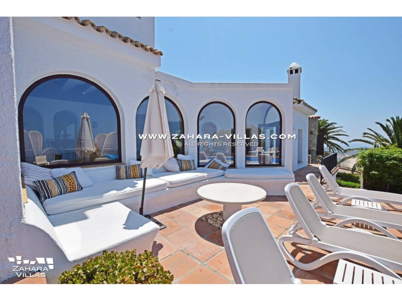 Imagen 4 de Wonderful Villa for sale in Atlanterra-Zahara de los Atunes