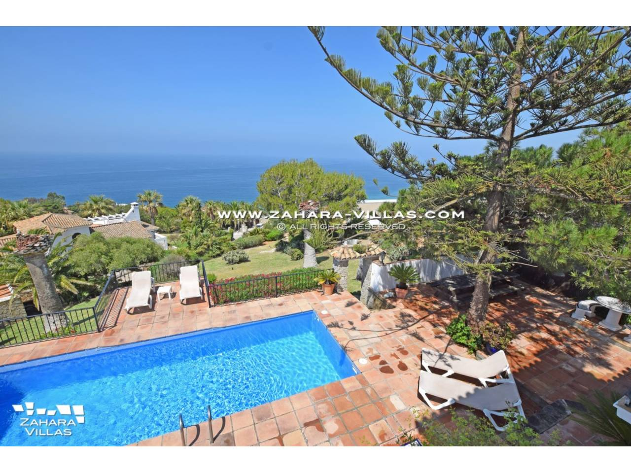 Imagen 2 de Wonderful Villa for sale in Atlanterra-Zahara de los Atunes