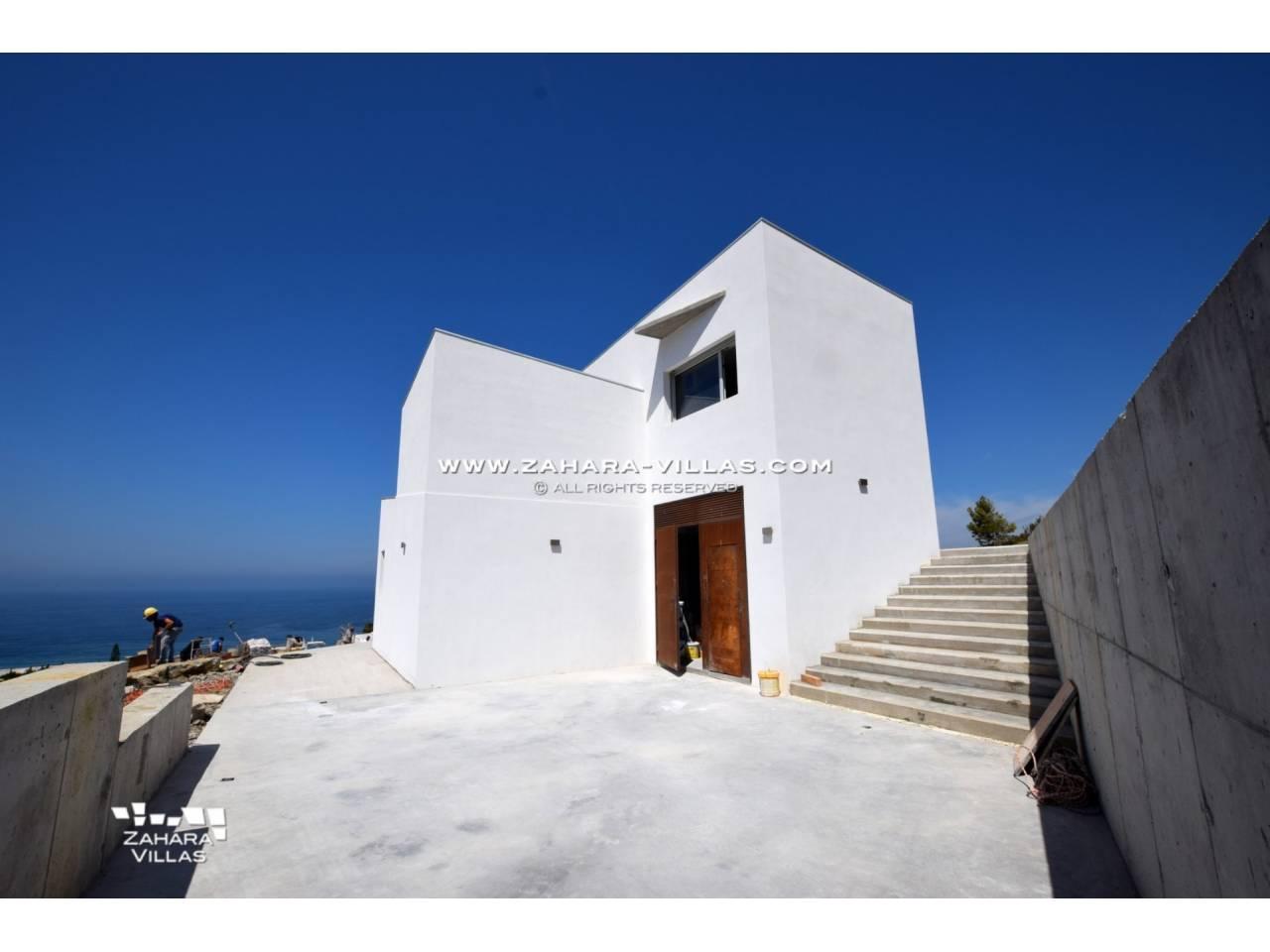 Imagen 22 de Neubau der 1º PASSIVHAUS Villa in Atlanterra