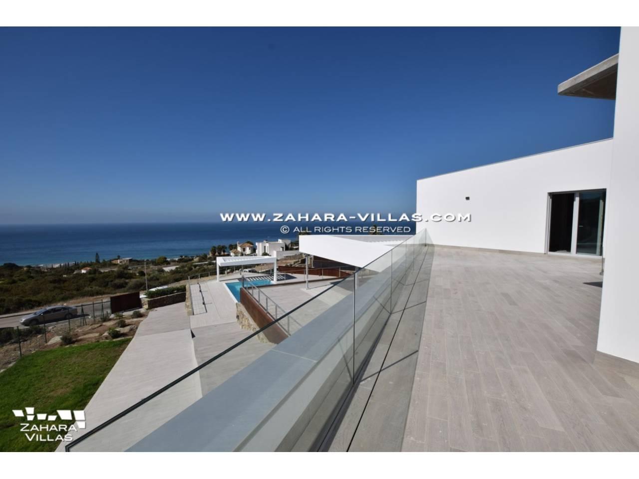 Imagen 26 de New Construction of  the 1º PASSIVHAUS Villa  for sale in Atlanterra