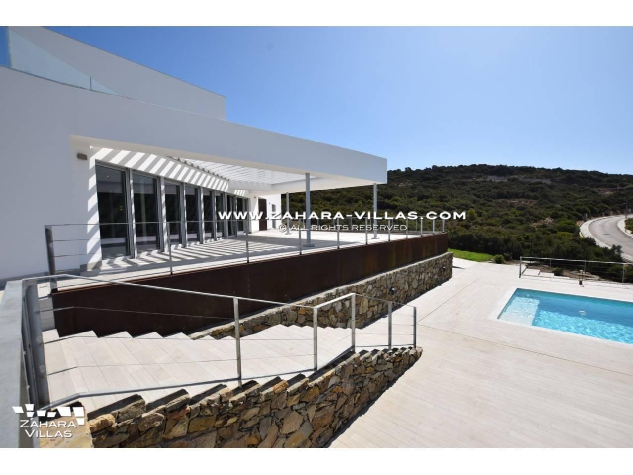 Imagen 40 de New Construction of  the 1º PASSIVHAUS Villa  for sale in Atlanterra