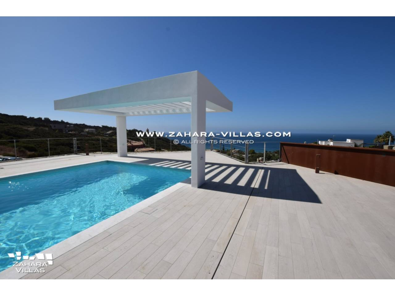 Imagen 3 de New Construction of  the 1º PASSIVHAUS Villa  for sale in Atlanterra