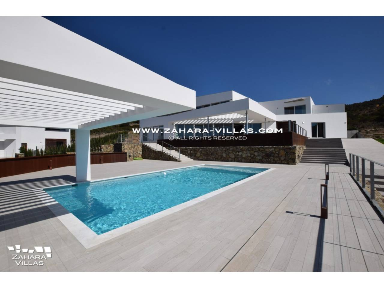 Imagen 1 de New Construction of  the 1º PASSIVHAUS Villa  for sale in Atlanterra