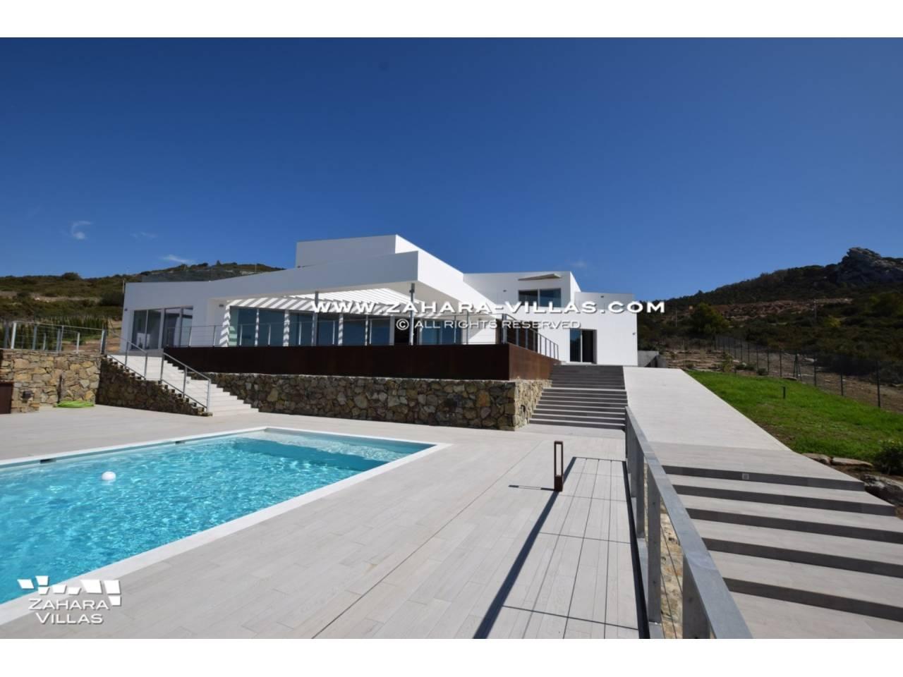 Imagen 41 de New Construction of  the 1º PASSIVHAUS Villa  for sale in Atlanterra
