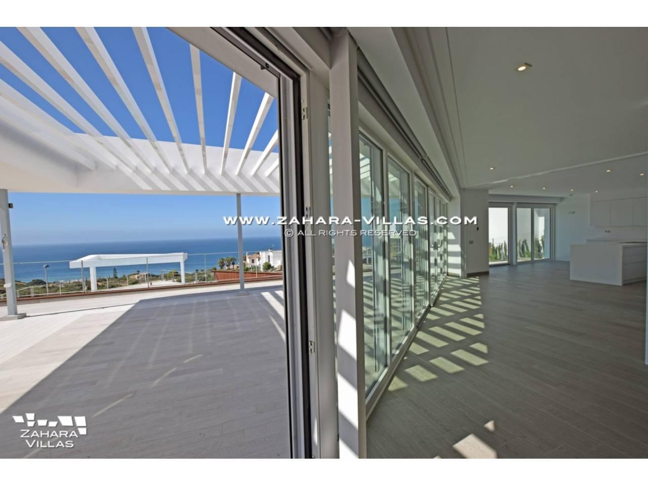 Imagen 5 de Neubau der 1º PASSIVHAUS Villa in Atlanterra