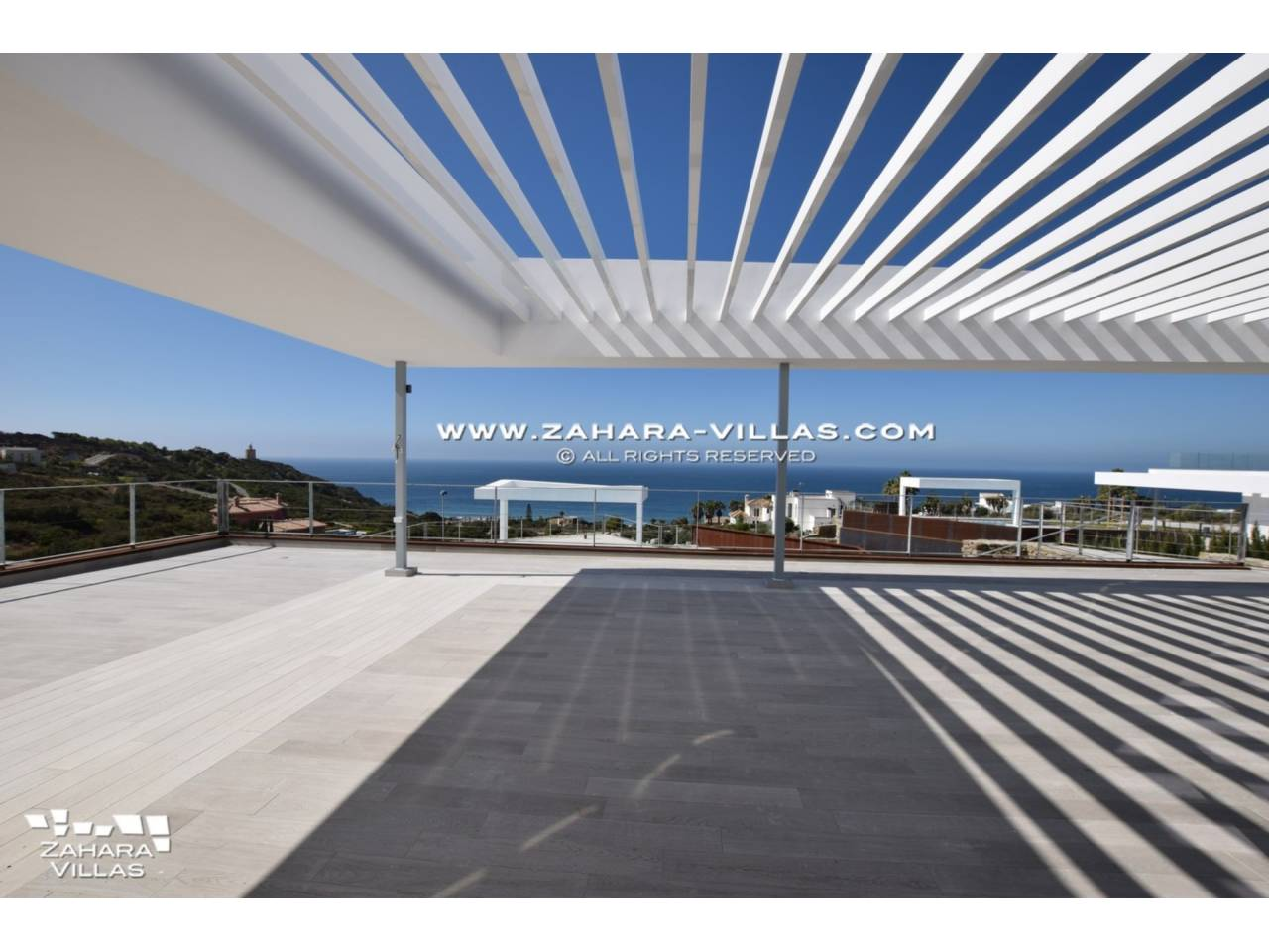Imagen 4 de New Construction of  the 1º PASSIVHAUS Villa  for sale in Atlanterra