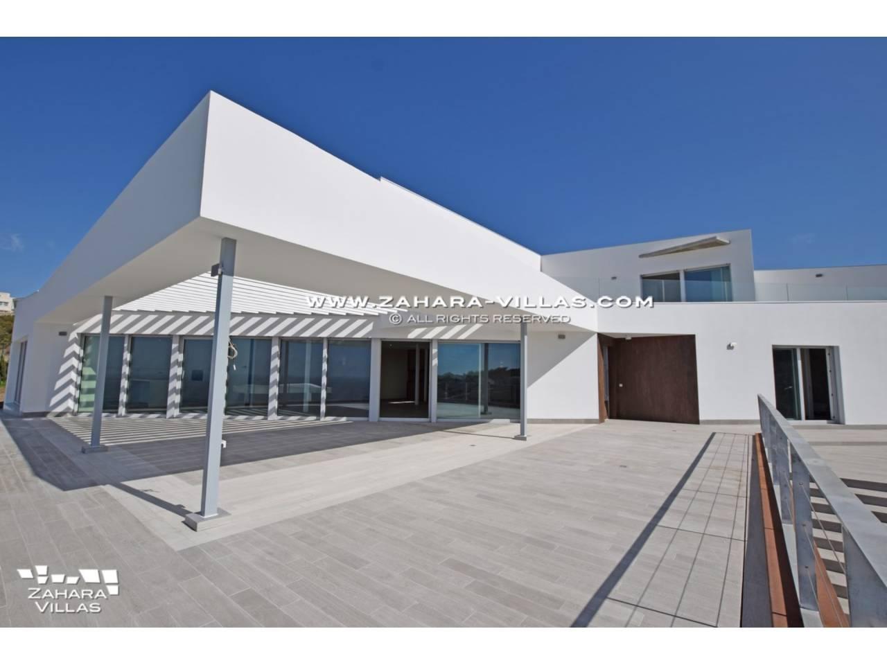 Imagen 7 de Neubau der 1º PASSIVHAUS Villa in Atlanterra
