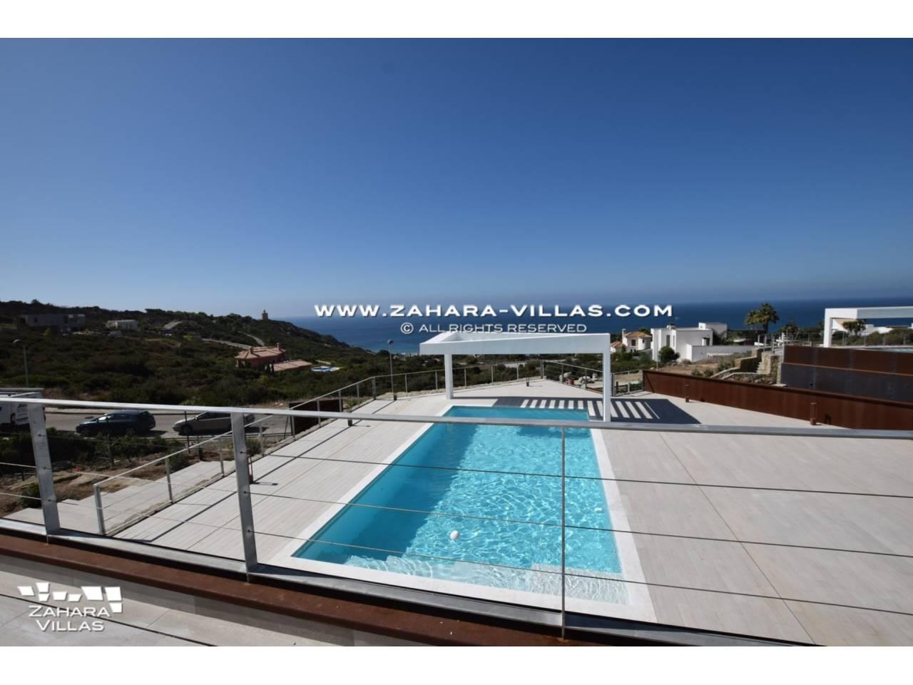 Imagen 42 de New Construction of  the 1º PASSIVHAUS Villa  for sale in Atlanterra