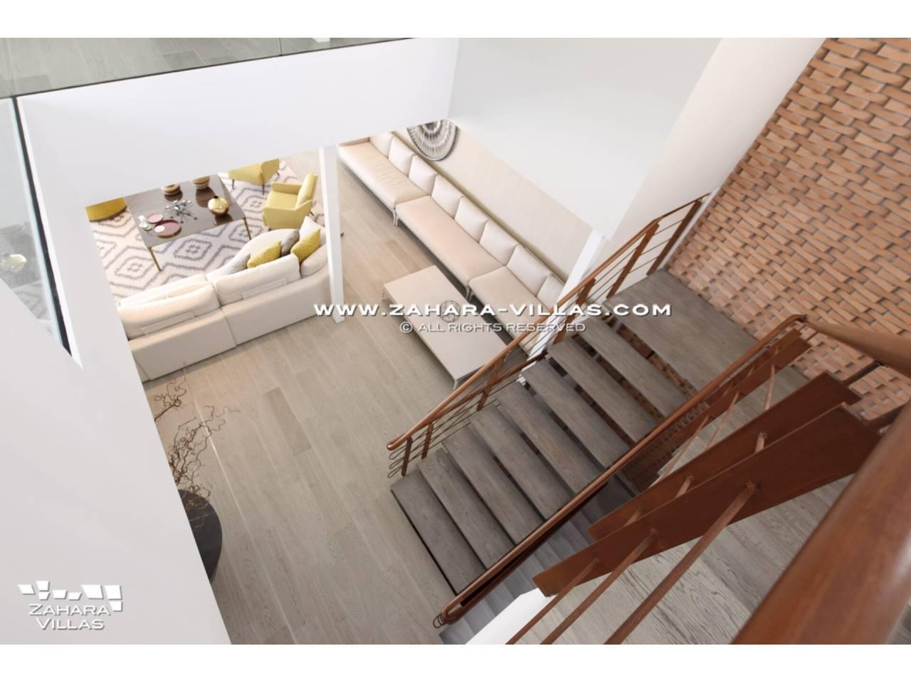 Imagen 28 de Neubau der 1º PASSIVHAUS Villa in Atlanterra