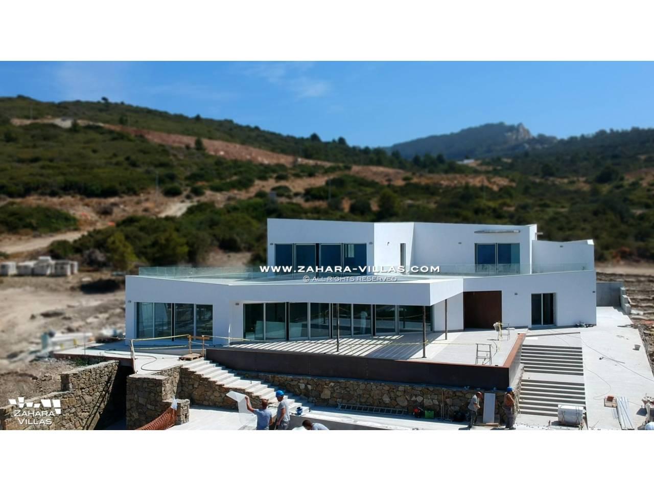 Imagen 2 de New Construction of  the 1º PASSIVHAUS Villa  for sale in Atlanterra