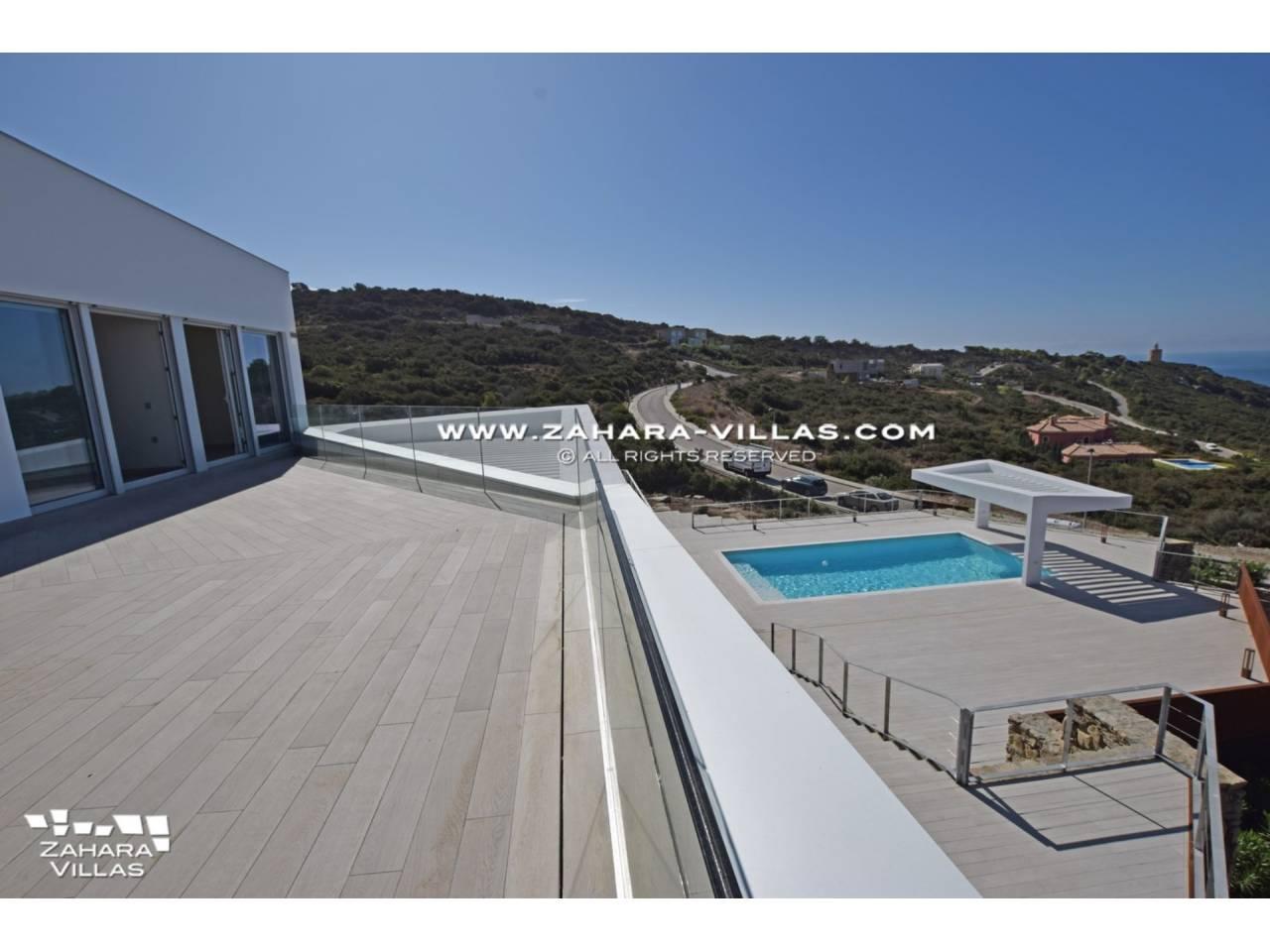 Imagen 6 de New Construction of  the 1º PASSIVHAUS Villa  for sale in Atlanterra
