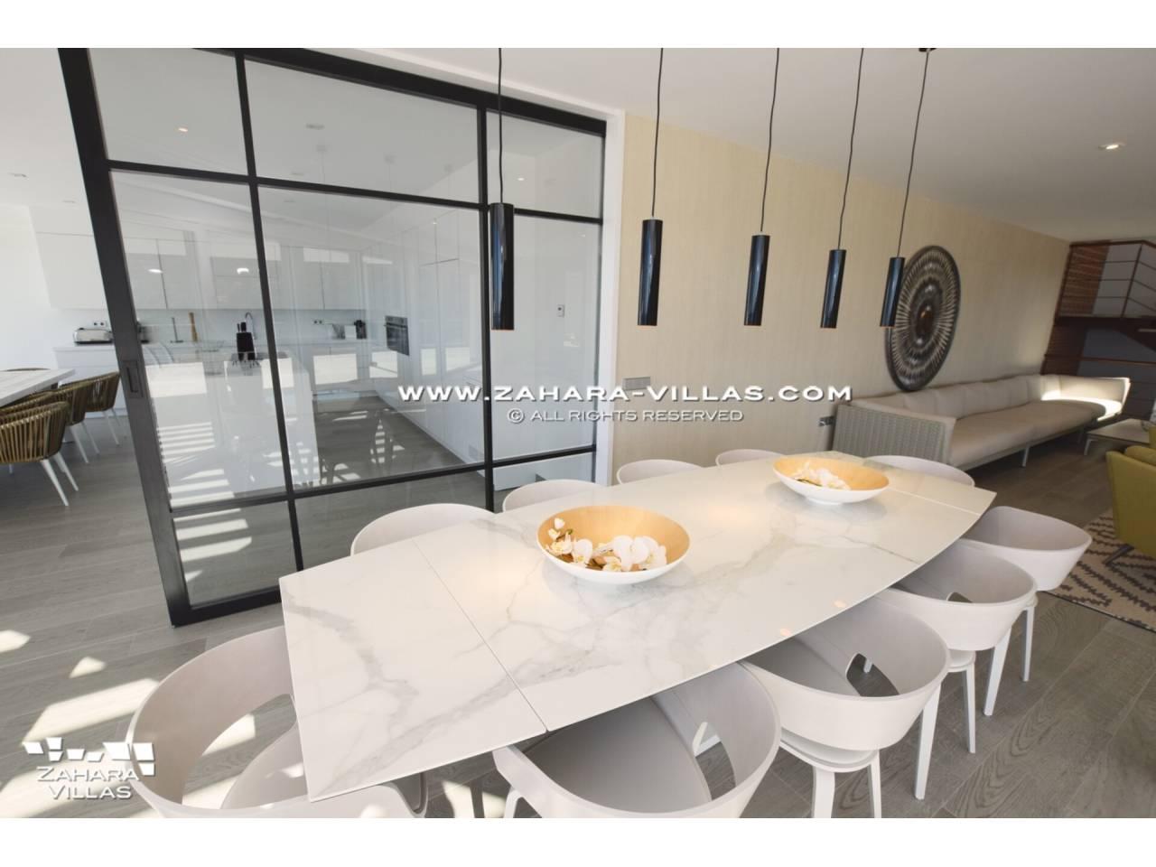 Imagen 13 de Neubau der 1º PASSIVHAUS Villa in Atlanterra