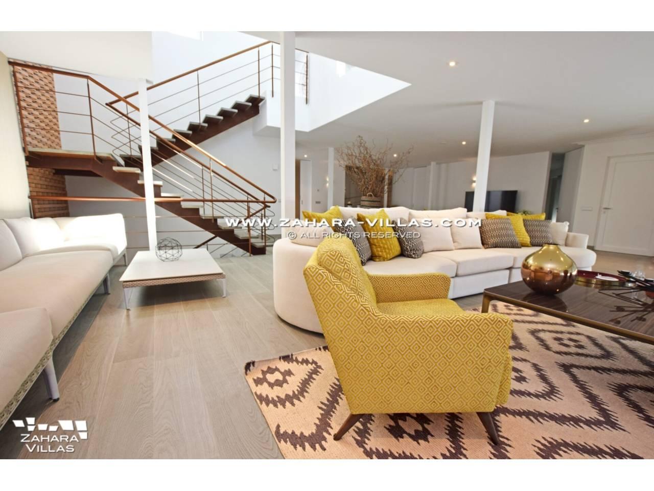 Imagen 19 de Neubau der 1º PASSIVHAUS Villa in Atlanterra