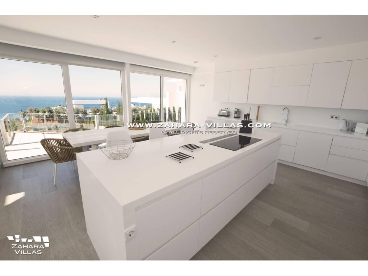 Imagen 10 de Neubau der 1º PASSIVHAUS Villa in Atlanterra
