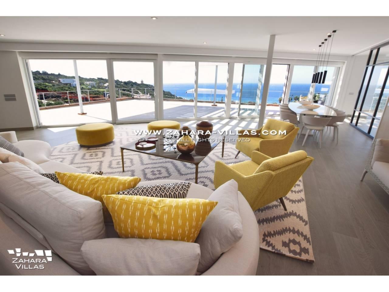 Imagen 15 de Neubau der 1º PASSIVHAUS Villa in Atlanterra