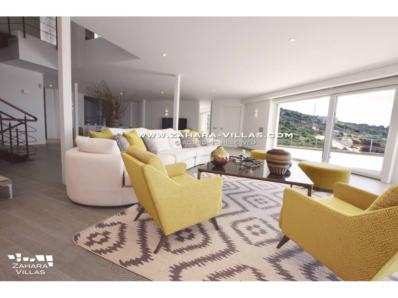 Imagen 16 de Neubau der 1º PASSIVHAUS Villa in Atlanterra