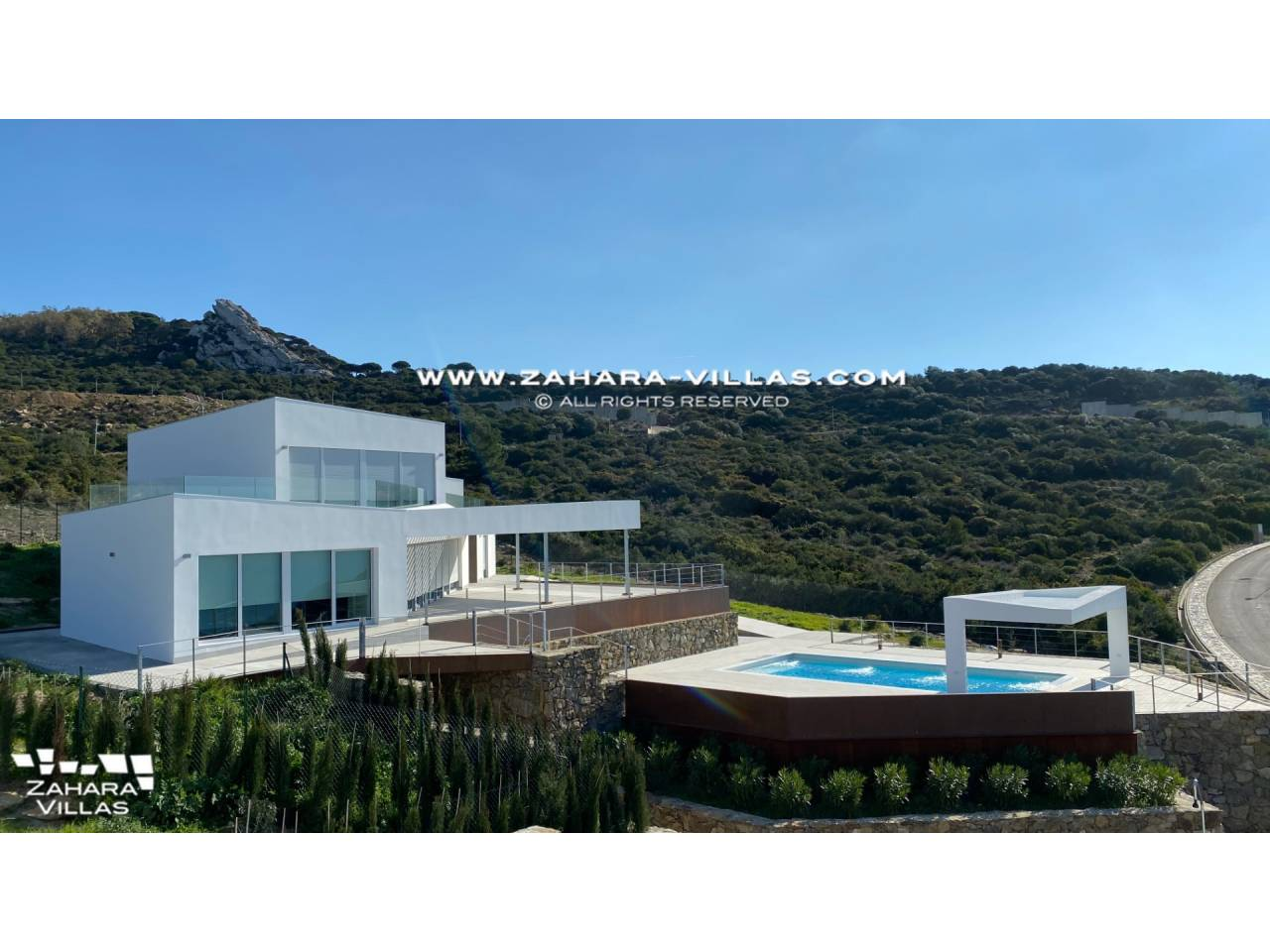 Imagen 8 de New Construction of  the 1º PASSIVHAUS Villa  for sale in Atlanterra