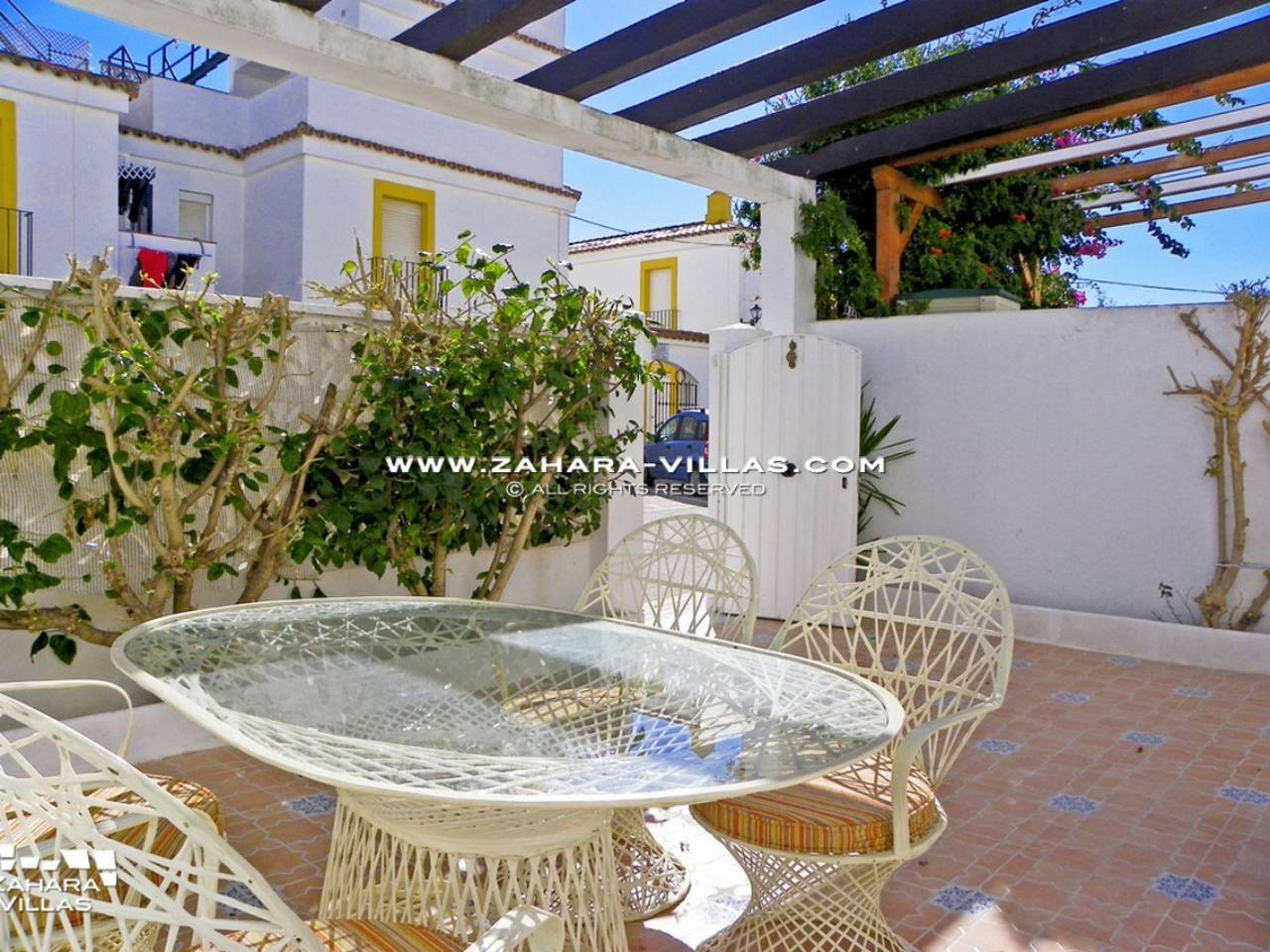 Imagen 4 de Great Townhouse in the village of Zahara de los Atunes for sale