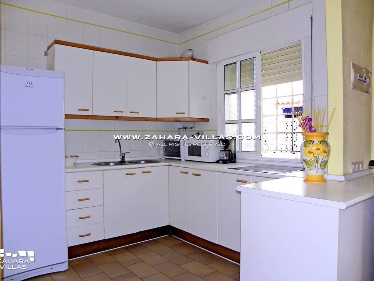 Imagen 5 de Great Townhouse in the village of Zahara de los Atunes for sale