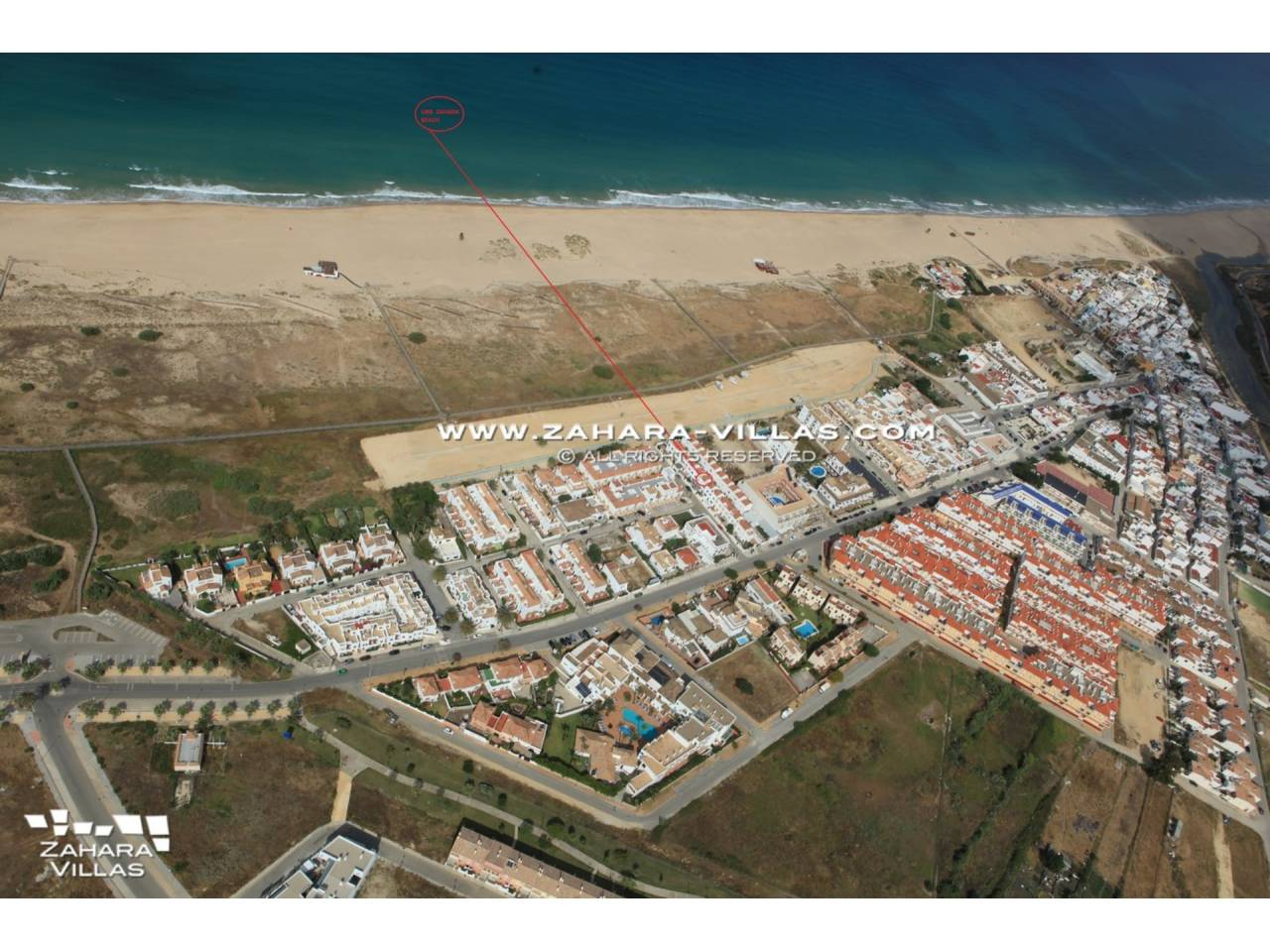 Imagen 2 de Great Townhouse in the village of Zahara de los Atunes for sale