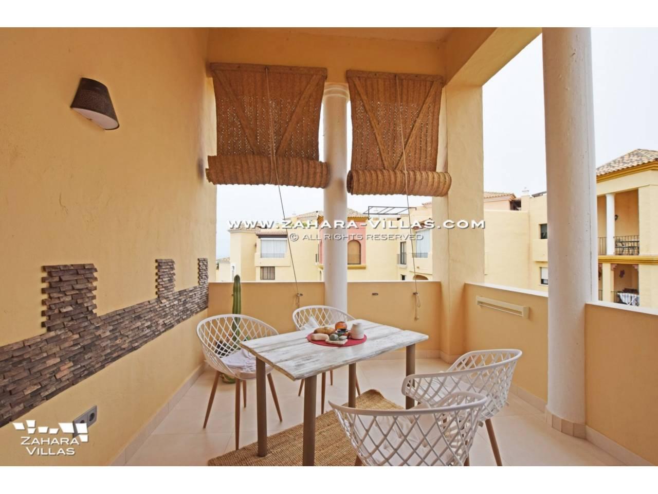 Imagen 7 de Penthouse appartment reformed for sale in Costa de la Luz