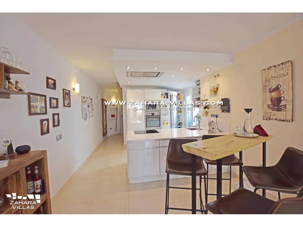 Imagen 10 de Penthouse appartment reformed for sale in Costa de la Luz