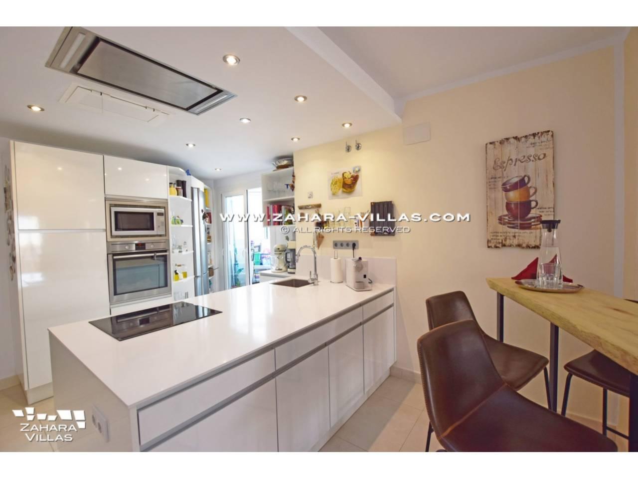Imagen 11 de Penthouse appartment reformed for sale in Costa de la Luz