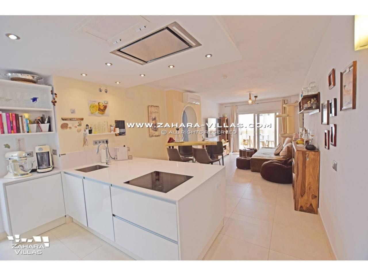 Imagen 5 de Penthouse appartment reformed for sale in Costa de la Luz