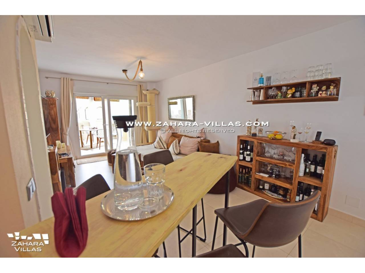 Imagen 6 de Penthouse appartment reformed for sale in Costa de la Luz