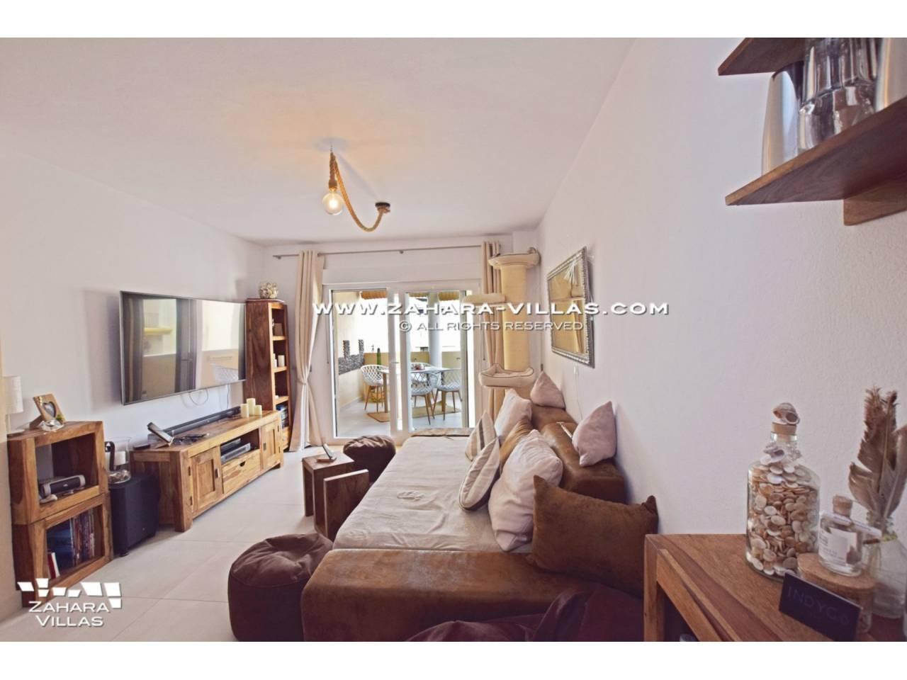 Imagen 14 de Penthouse appartment reformed for sale in Costa de la Luz