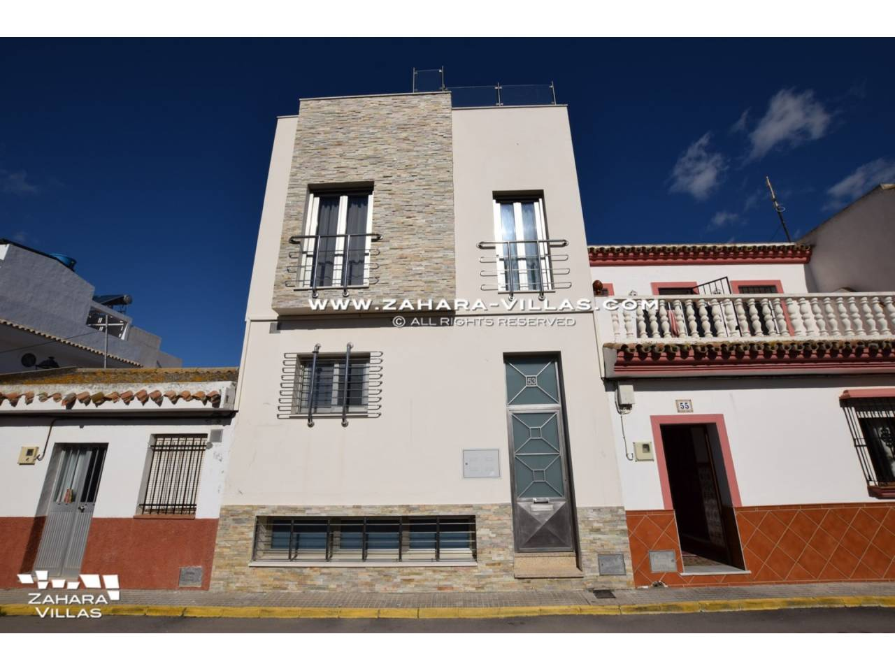 Imagen 2 de House for sale in Zahara de los Atunes
